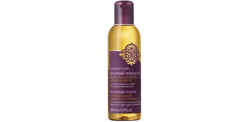 The Body Shop Moroccan Oil Dusjolje
