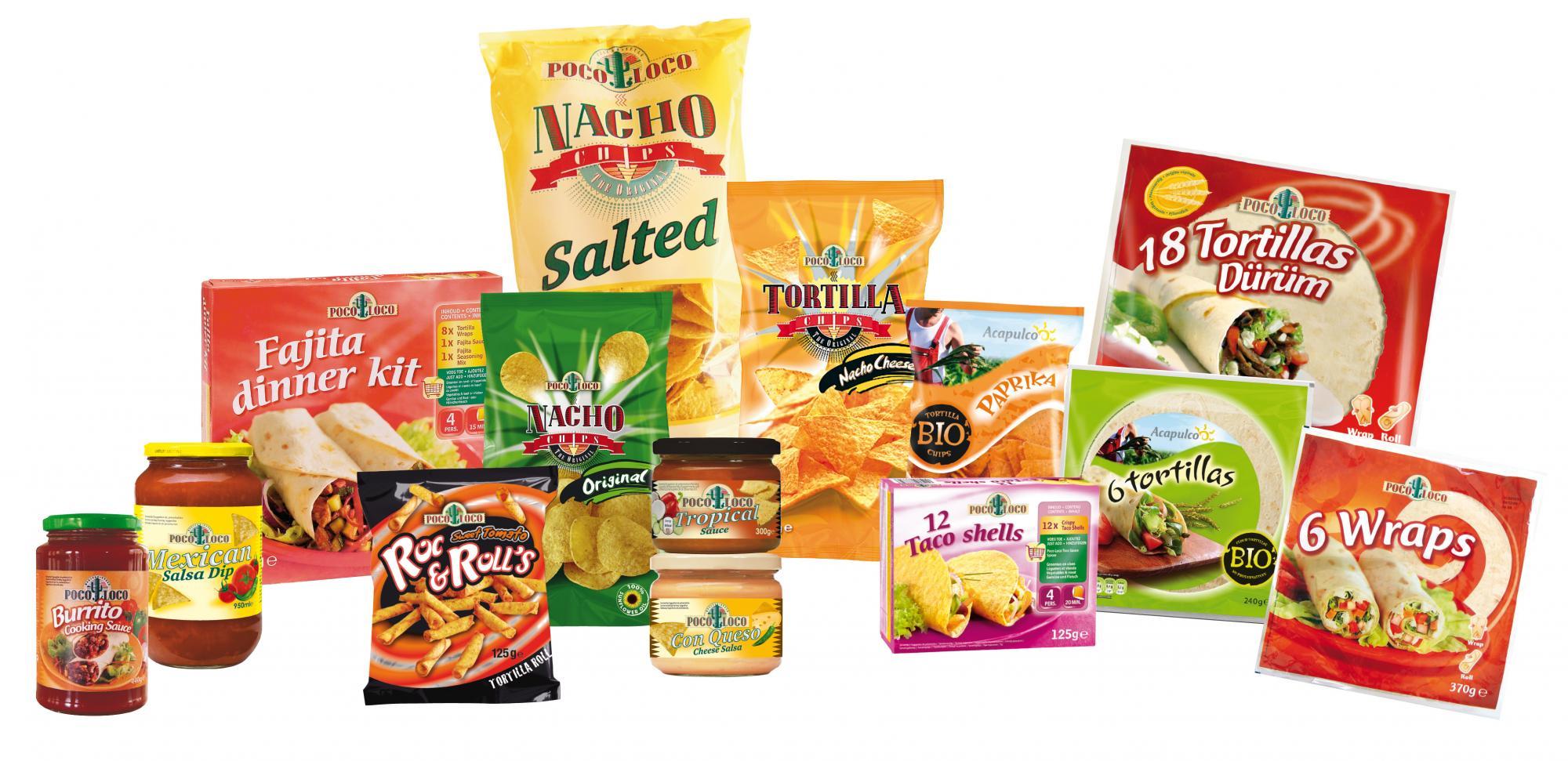 Poco Loco Taco dinner kit